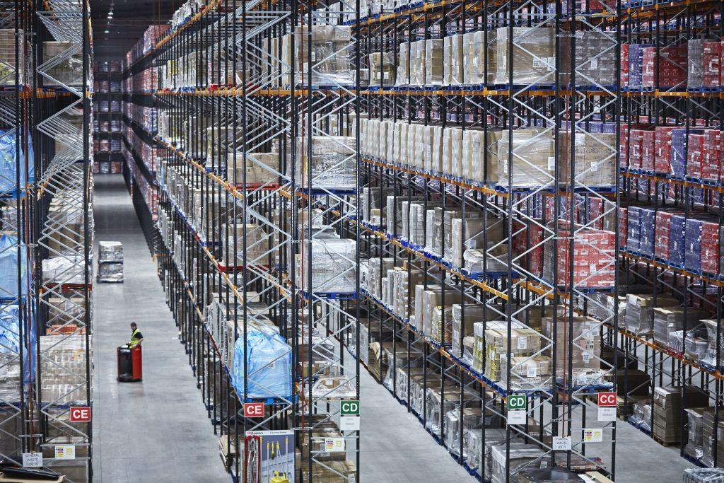 Public Warehousing GXO Logistics